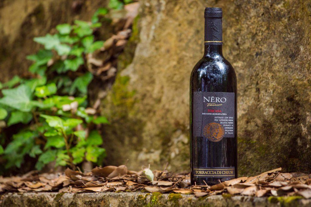 Nero - Torraccia di Chiusi