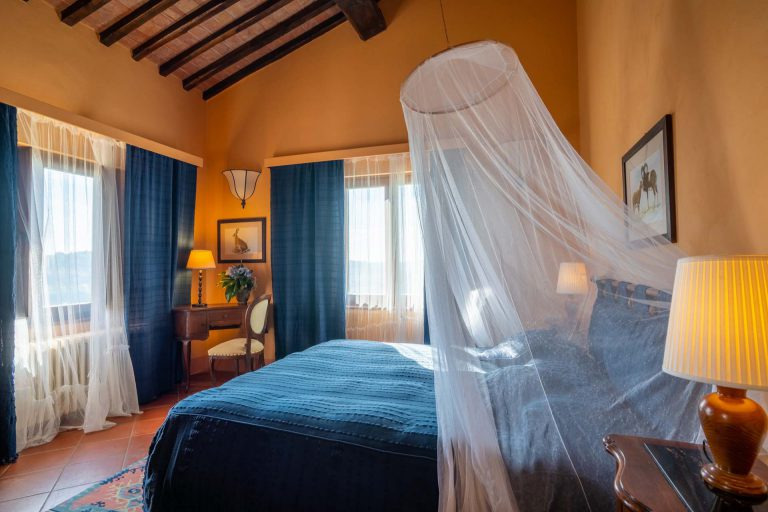 OUR ROOMS - Torraccia di Chiusi